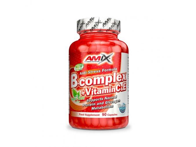 amix b complex c e