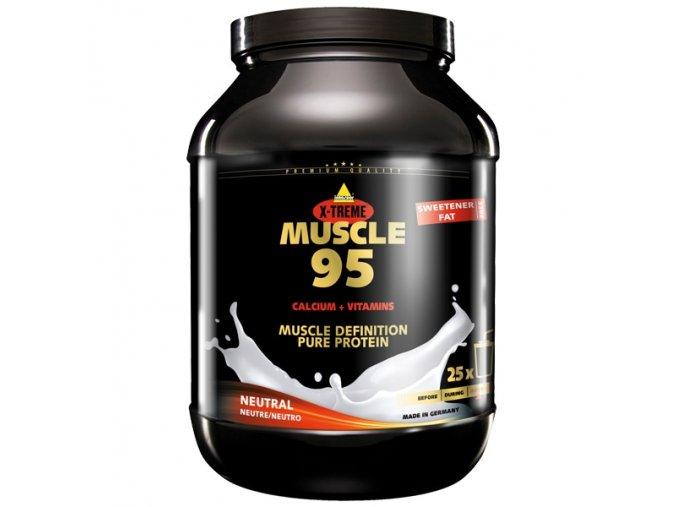 X-TREME Muscle 95 neutrální 750 g
