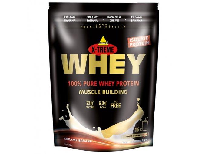 X-TREME Whey Protein sáček 500 g
