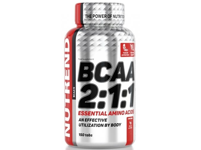 nutrend bcaa 2 1 1