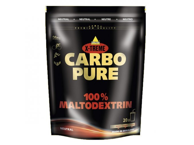 Inkospor X-TREME Carbo Pure Neutral 500 g