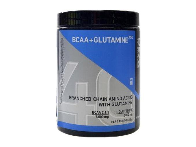dex nutrition bcaa glutamine x50