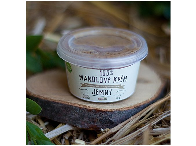 100% Mandlový krém - jemný 40g