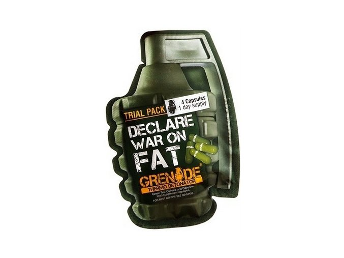 grenade thermo detonator 4 kapsle original