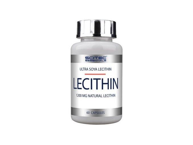 scitec lecithin 100 kapsli original