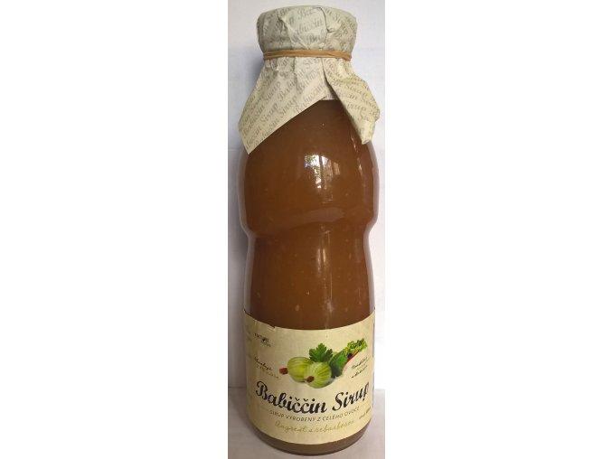 babiccin sirup angrest
