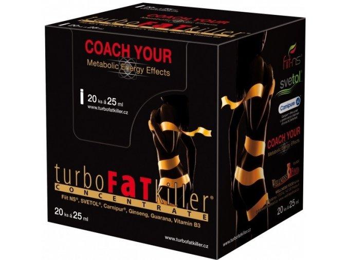 WELLNESS FOOD Turbo Fat Killer 20 x 25ml