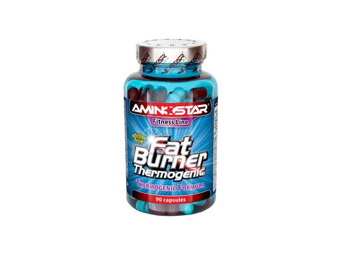 Aminostar Fat Burner Thermogenic 90 cps.