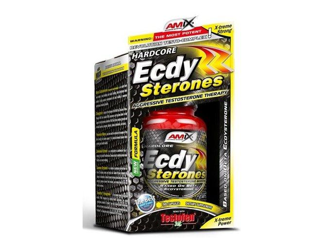 Amix Ecdy-Sterones 90 kapslí