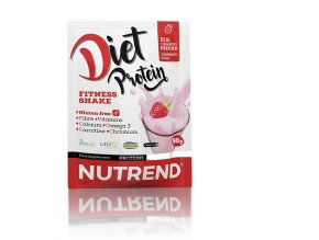diet protein strawberry