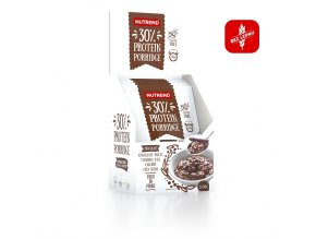 protein porridge box chocolate cz