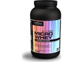 reflex nutrition micro whey native 908 g