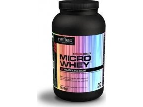 reflex nutrition micro whey native 908 g