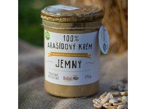 100% Arašídový krém - jemný 390g