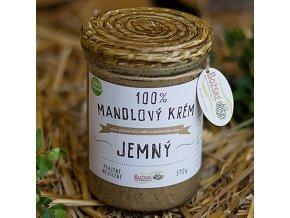 100% Mandlový krém - jemný 390g