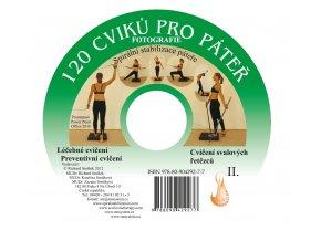 DVD 120 cviků