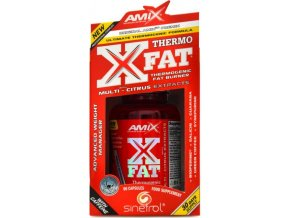 Amix XFat Thermogenic Fat Burner 90 cps