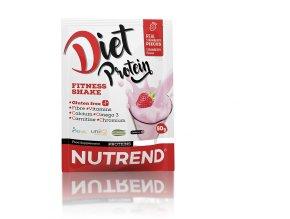 diet protein strawberry