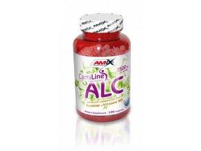 Amix ALC with Taurine a vitamin B6 120 kapslí