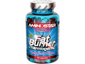 Aminostar Fat Burner Thermogenic 90 cps.