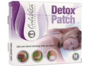 Calivita Detox Patch 12 náplastí