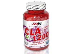 Amix CLA 1200 + Green Tea 120 kapslí
