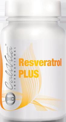CaliVita Resveratrol Plus 60 kapslí