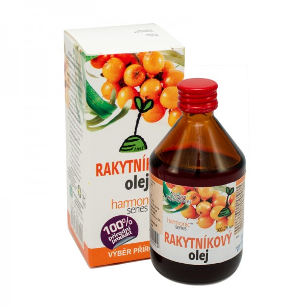 Elit Phito Rakytníkový olej 100% Velikost balení: 100 ml