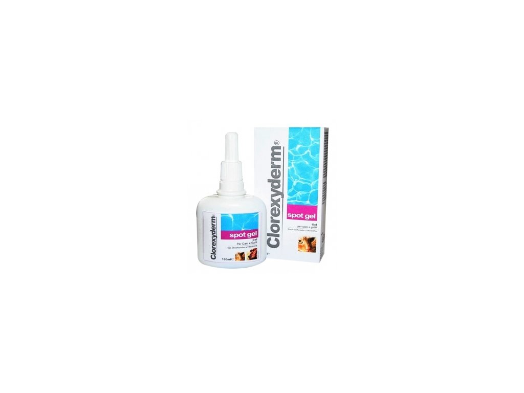Clorexyderm spot gel ICF 100ml