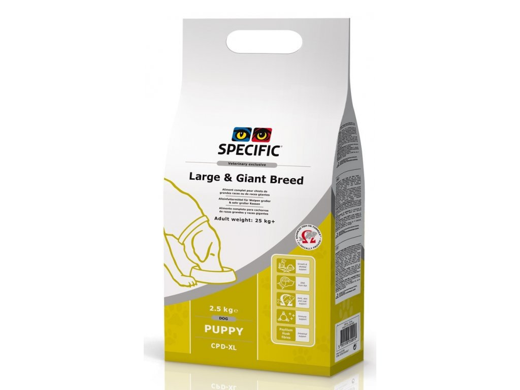 Specific CPD-XL Puppy Large & Giant Breed 12 kg
