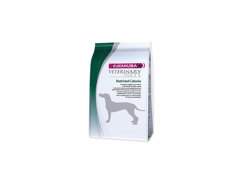 Eukanuba VD Restricted Calorie Formula Dog 5kg