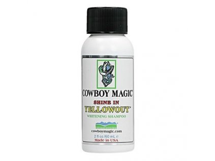 Cowboy Magic Yellowout Shampoo 60 ml