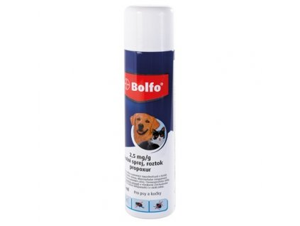 Bolfo kožní spray 250ml