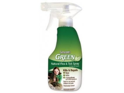 Sergeanťs Green Spray antipar. pro psy 250ml