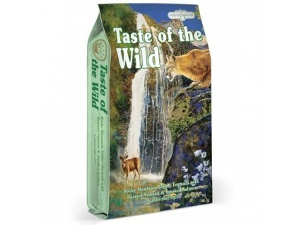 Taste of the Wild kočka Rocky Mountain Feline 7 kg