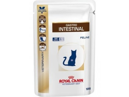 Royal Canin VD Cat Gastro Intestinal 100g Kapsa