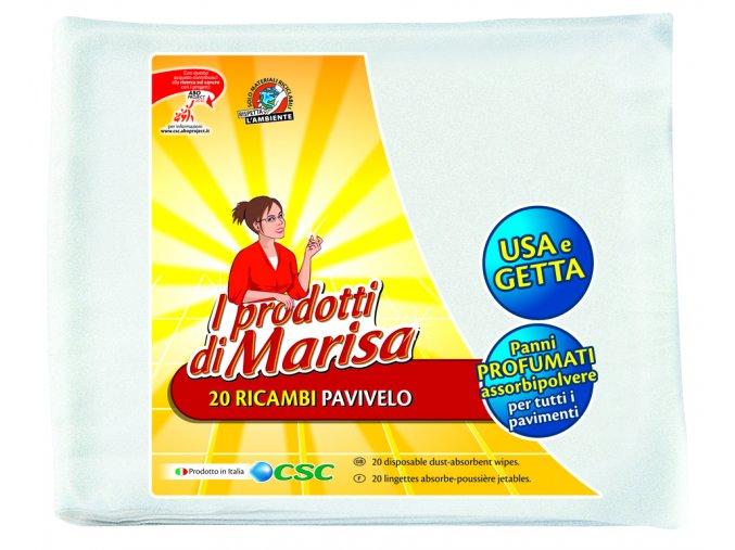 MARISA – náhradní utěrky k Pavivelo set 20 ks