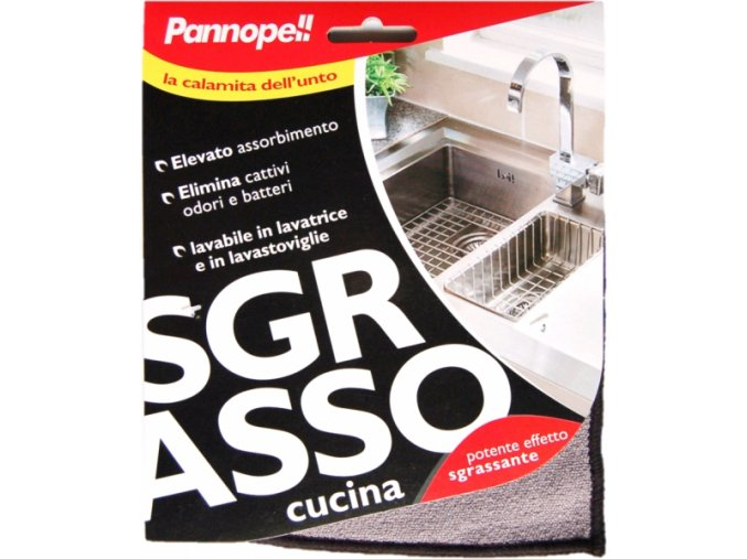 PANNOPELL – SGRASSO