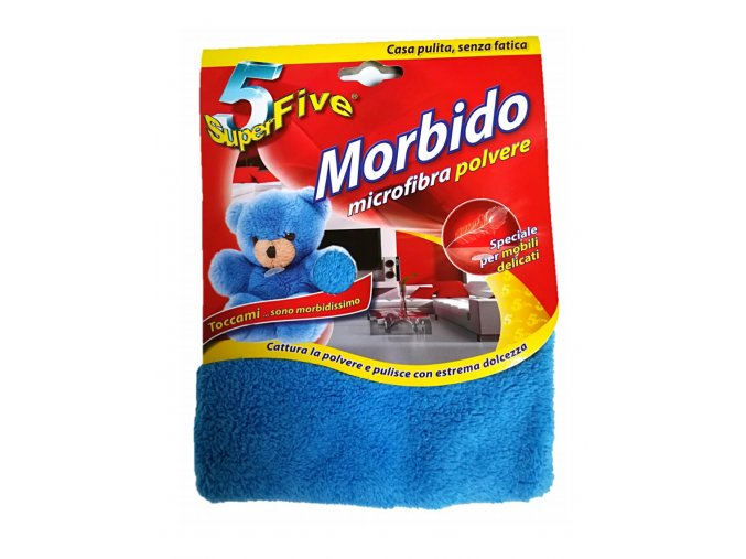 SuperFive Morbido modrá
