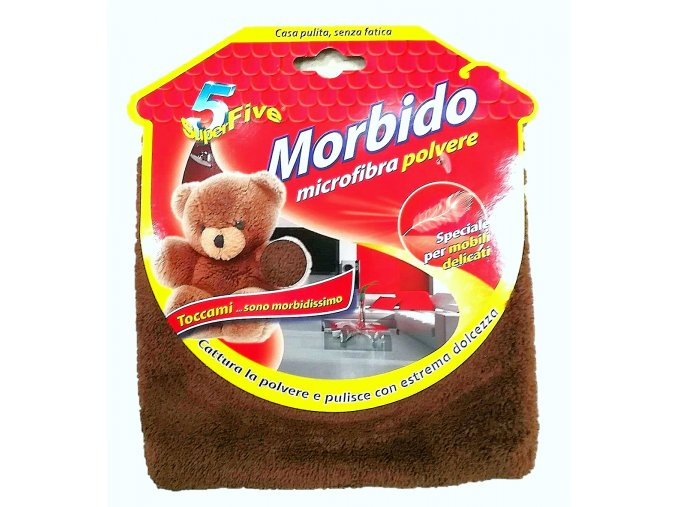 SuperFive Morbido hnědá