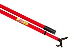 MARISA – podávací tyč na ramínka steleskopickou tyčí