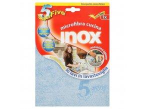 Inox modrý