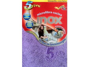 Inox fialový