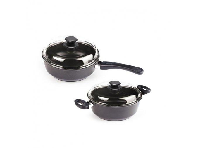Sada indukčního nádobí hrnec iTEQ 248 + pánev iTEQ 247