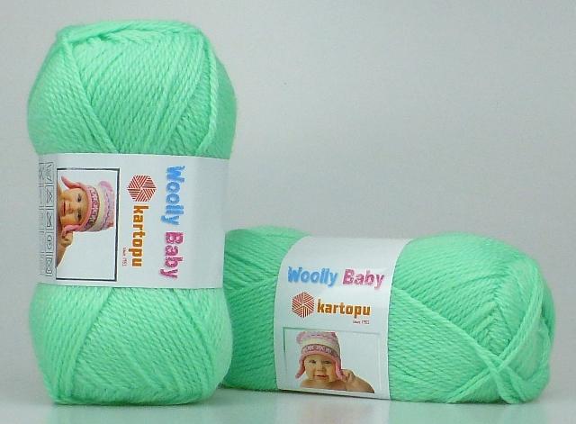 Woolly Baby NOVINKA NA ZIMU :-)