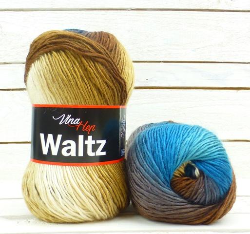 Novinky - příze Waltz