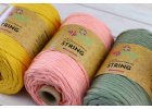 Macrame String 3 mm (ReTwisst)