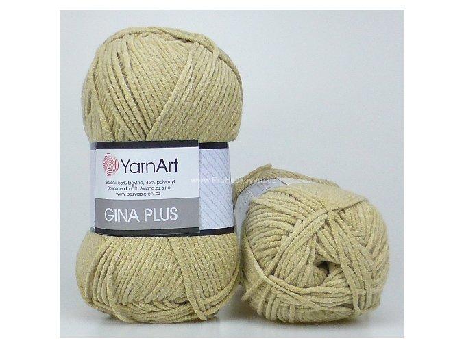 Gina Plus 48 režná béžová