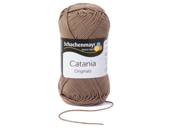 Příze Catania 254 kakaová béž