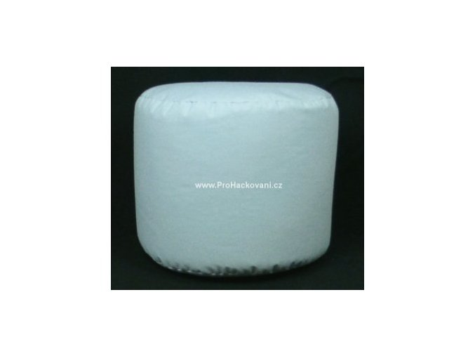 Vnitřní vak do pufu 50x40 cm světle šedý